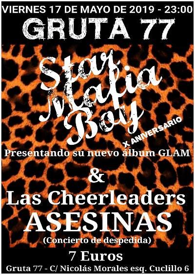 STAR MAFIA BOY + LAS CHEERLEADERS ASESINAS