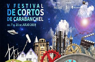 V Festival de cortos de Carabanchel