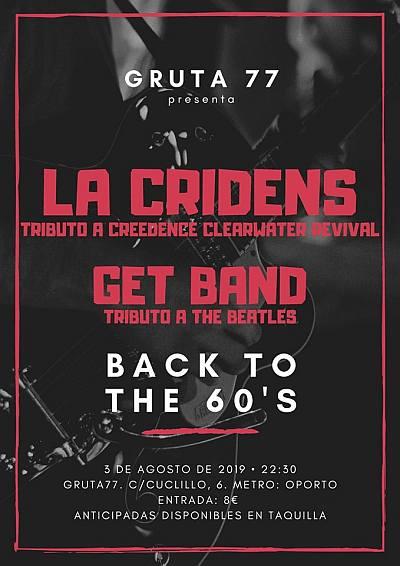 LA CRIDENS + GET BAND