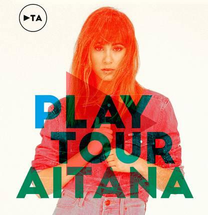 Aitana Play Tour