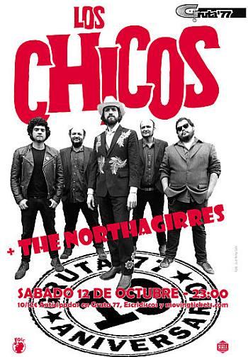 LOS CHICOS + THE NORTHAGIRRES