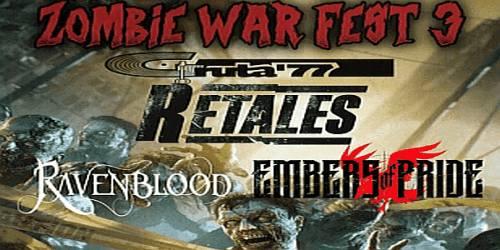 Zombie War Fest.III