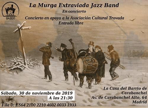 La Murga extraviada Jazz Band