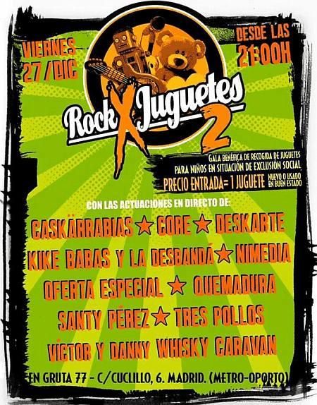 ROCK X JUGUETES 2