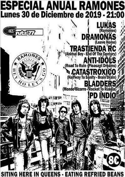 Especial Anual Ramones