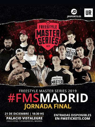 FREESTYLE MASTER SERIES