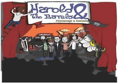 HAROLD AND THE BARRELS - TRIBUTO A GENESIS