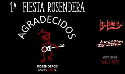 1ª FIESTA ROSENDERA