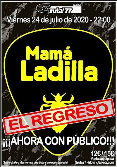 MAMÁ LADILLA...EL REGRESO